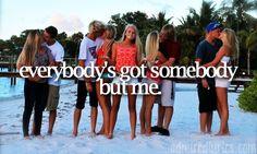 Everybody's Got Somebody But Me - Hunter Hayes
