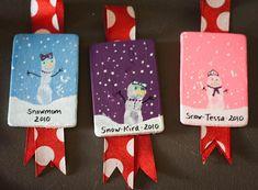 Chatting about Handmade Christmas Gifts