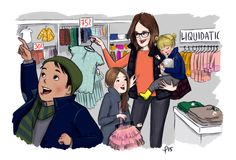 Nos meilleures adresses d'aubaines pour faire plaisir à vos enfants: des vêtements et jouets à moindres frais. IKKS, Playmobil, Mega Block…