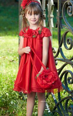 ALALOSHA: VOGUE ENFANTS: NEW SEASON SS16: Complement a spring garden from Graci