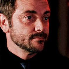 president of the mary winchester defense squad Mary Winchester, Mark Sheppard, Crowley, Supernatural, Squad, Sexy Men, Presidents, It Cast, Posts