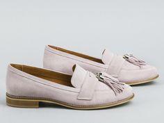 Różowe mokasyny - AKARDO.pl - Porządne buty robione w Polsce Men Dress, Dress Shoes, Loafers Men, Oxford Shoes, Fashion, Moda, Fashion Styles, Men's Loafers, Fashion Illustrations