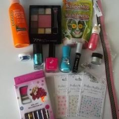 Super #Beauty lote ^_^ http://www.pintalabios.info/es/sorteos_de_moda/view/es/3868 #ESP #Sorteo #Maquillaje