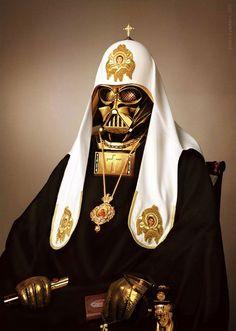 Dmitry Dyachkov's Pope Vader