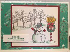Stampin mit Scraproomboom: Und Weihnachten naht...