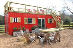 """Jon Meier's Backcountry Containers found a national audience in HGTV/DIY Network's """"Tiny House, Big Living"""" season debut on Jan. 5, 2017. Now, here's a peek inside his finished work."""