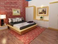 Giường Ngủ Đẹp - Thiết kế mẫu Giuong Ngu tinh tế