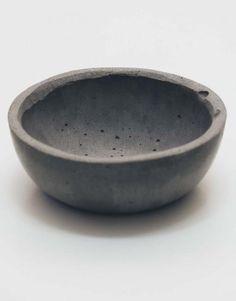 Concrete bowl | Dils & Mander
