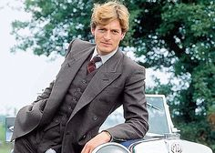 Nigel Havers--the actor who should have played Lord Peter Wimsey
