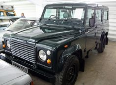 the queen landrover - Google Search