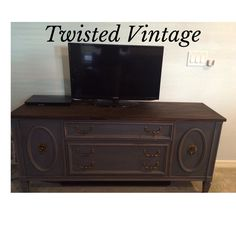 Custom refinished Buffet by Twisted Vintage AZ