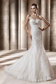 PRONOVIAS BALI from www.BridalGown.NET $2,225