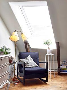 2 camere pe 2 nivele în 60 m² | Jurnal de design interior