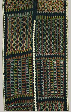 Textile Tunic (Bororo) [Fulani people; Niger (Bororo, Wodaabe)] (1993.372) | Heilbrunn Timeline of Art History | The Metropolitan Museum of ...