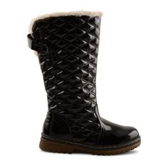 Stylish Women's Rain Boots Water Shoes High Leg With Cute Pattern Tyc124 * Continue to the product at the image link.
