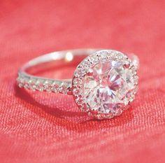 Engagement Rings & Wedding Rings : we this! moncheribridals.com #engagementrings