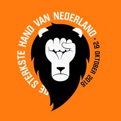 Design I made for the first Dutch strongest hands competition.