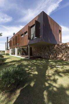 Gallery of Casa no Arroio Pelotas / Rmk! Arquitetura - 3