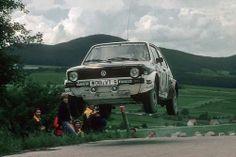 Volkswagen Golf GTI mark 1 rally car