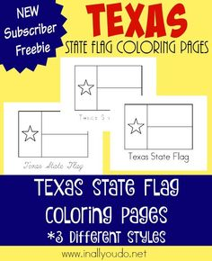 texas state flag colors
