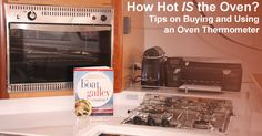 So many boat ovens don't have a thermostat or even a thermometer . . . so you have to add one. But many people think theirs aren't accurate . . . turns out, it's usually a problem with where they're placed. Learn more here.