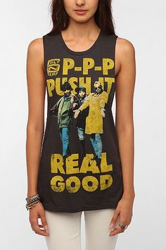 Tika Sumpter's Luda Day Weekend Salt N Pepa Bioworld Push It Real Good Tank