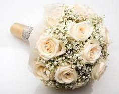 Resultado de imagen para baby breath and white carnation bouquet