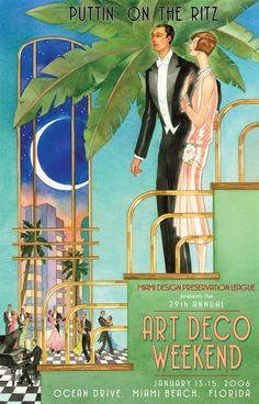 Art Deco Weekend