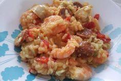 Risotto façon paella  | Cooking Chef de KENWOOD - Espace recettes