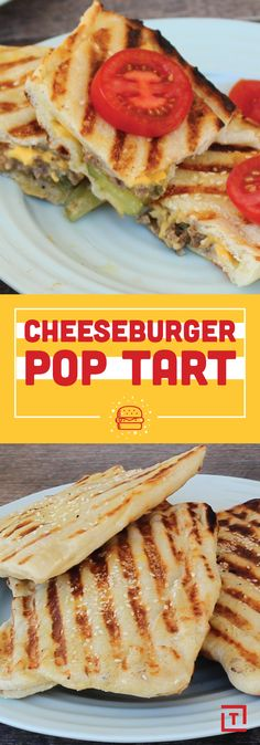 With lots of Monterey Jack, Colby, and American cheese, ground beef, and some refrigerated pizza dough, you can make BBQTricks' homemade cheeseburger pop tarts. Complete with onions, dill pickles, and steak seasoning, these'll satisfy all of your cheesy cravings, one tasty pocket at a time.