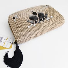 ● Clutch/handbag ANTOINETTE by OLVIDO MADRID