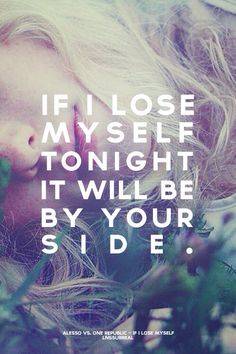 If I Lose Myself - One Republic (Alesso Remix)