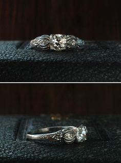 It's so pretty!!! I want something like this! Sigh, it looks so vintage and beautiful. :) Love love love!!