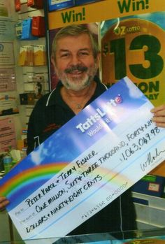 Secrets of How One Man Won Lotto THREE Times in Seven Years
