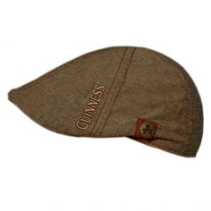 6f8c3a97 Check out the deal on Guinness Ivy Cap - Brown at Celtic Clothing Company