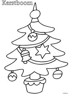 kerstmis downloads 187 juf sanne kersthanger maken