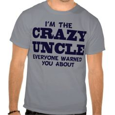 @@@Karri Best price          	Crazy Uncle Tee Shirt           	Crazy Uncle Tee Shirt We have the best promotion for you and if you are interested in the related item or need more information reviews from the x customer who are own of them before please follow the link to see fully reviewsThis Deals  ...Cleck Hot Deals >>> http://www.zazzle.com/crazy_uncle_tee_shirt-235764705906958839?rf=238627982471231924&zbar=1&tc=terrest