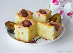 Jogurtowe ciasto ze śliwkami Cheesecake, Recipes, Places, Cheesecakes, Recipies, Ripped Recipes, Cherry Cheesecake Shooters, Cooking Recipes, Lugares