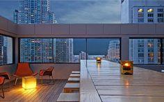 Vertigo Sky Lounge- Dana Hotel