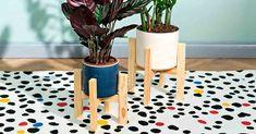 Toteuta helppo ja ekologinen kukkateline huonekasveille ja kodin kukille. Materiaalina on Cellon höylättyä mäntyä. Katso ohjeet ja tarvikkeet!