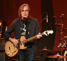 Jackson Browne Photos Photos - Musician Jackson Browne performs at Prophets of Rage and Friends' Anti Inaugural Ball at the Taragram Ballroom on January 20, 2017 in Los Angeles, California. - Prophets Of Rage And Friends' Anti Inaugural Ball