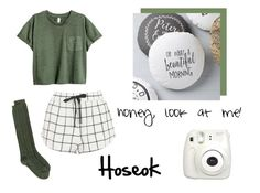 13 by alin-dee on Polyvore featuring мода, Maison Margiela, Topshop and Fujifilm
