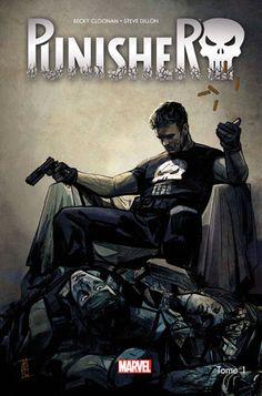 100% MARVEL : PUNISHER 1 (05 avril 2017) - Le Punisher revient dans de nouvelles et sanglantes aventures. Face à lui, Face, un serial killer qui collectionne les visages de ses victimes. Découvrez les derniers épisodes signés par le légendaire Steve Dillon (Contient les épisodes US Punisher (2016) 1-6, inédits) #punisher #panini #comics #thepunisher #marvel #paninicomics