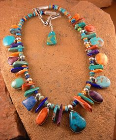 Part 2 is up! Gotten down & dirty to define what make 'southwestern' jewelry so..... #Southwestern! Swing by & check it out - www.inspiredantiquity.blogspot.com