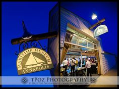 Maritime museum baltimore wedding venues