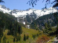 Monte Cristo Trail, Washington