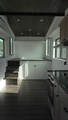 28′ Fontana – Cornerstone Tiny Homes