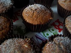 Velmi dobre, vlacne cesto. Muffiny su vdacna rychlovka, ked vas prepadne chut na nejaky nasupcek. Z jedneho vajicka vyjde 12 velkych muffin... Muffin, Breakfast, Food, Morning Coffee, Essen, Muffins, Meals, Cupcakes, Yemek