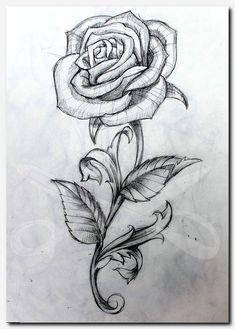 unique Geometric Tattoo - #rosetattoo #tattoo girl with dragon tattoo movie series, 10 meaningful tattoo i...