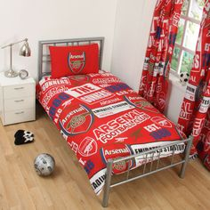 Single-and-Double-FC-Duvet-Cover-Bedding-Sets-Official-Football-Club-Designs